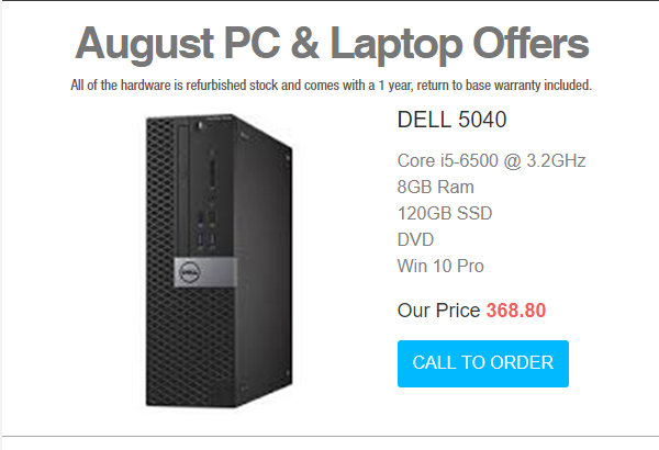 PC offers Aug19