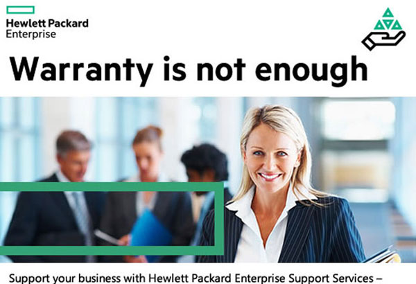HPE Support