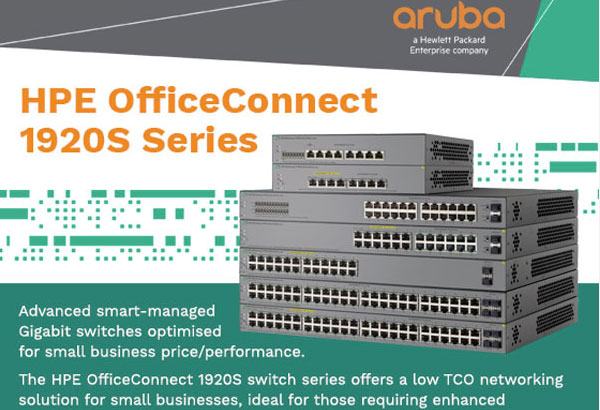 Hp Networking - Aruba