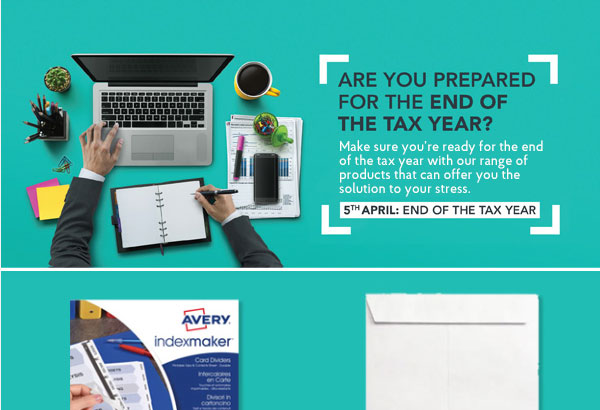 End of the Tax year offers