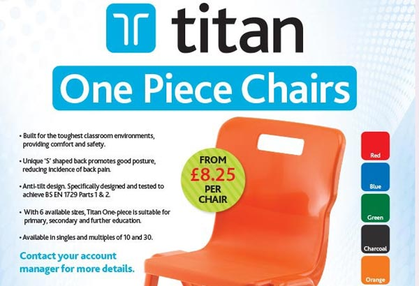 Titan Chairs