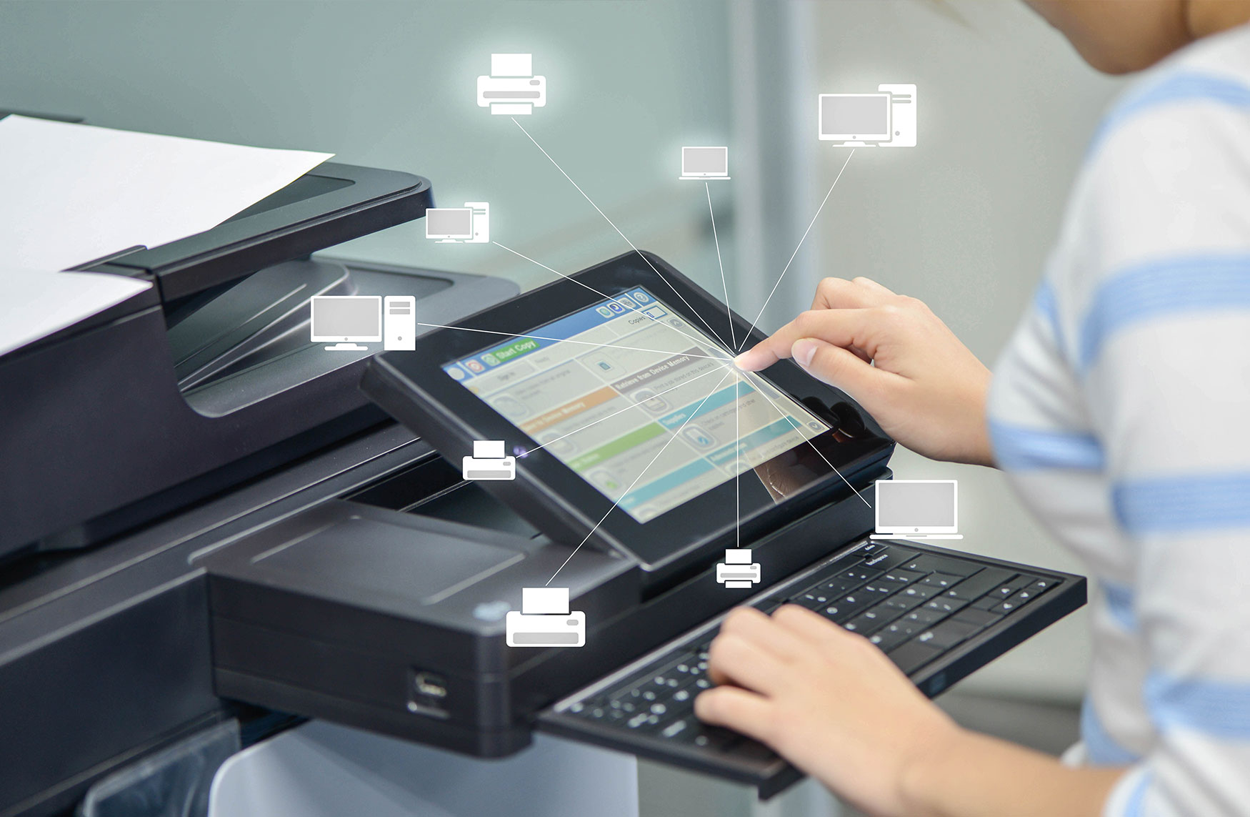 Managed Print Solution